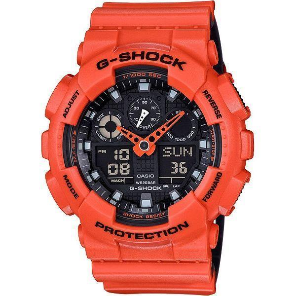 Часы Casio G-Shock GA-100L-4A